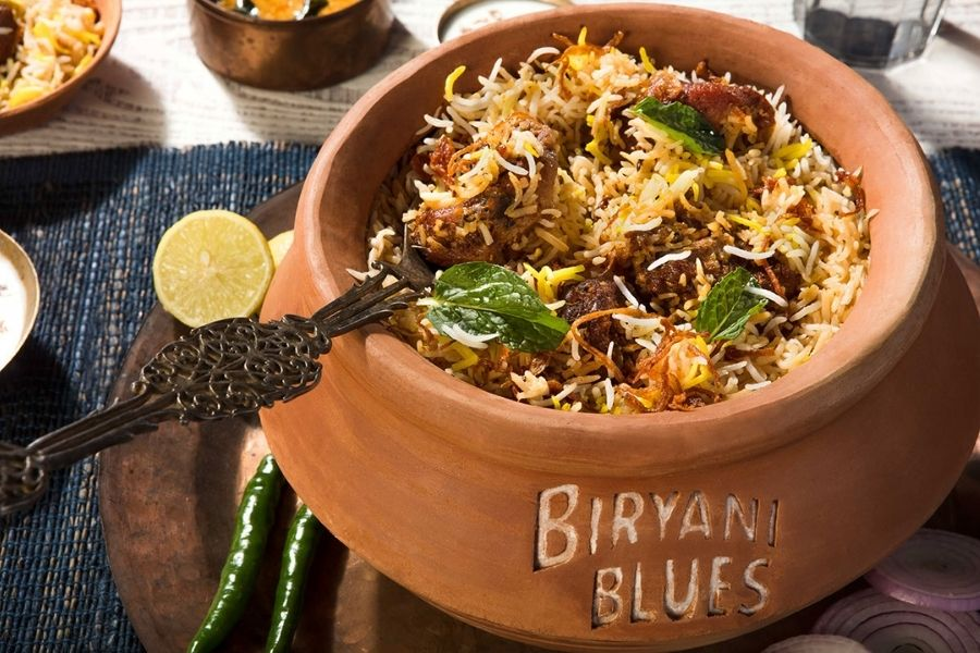 biryani Food Items You Need To Try In Delhi