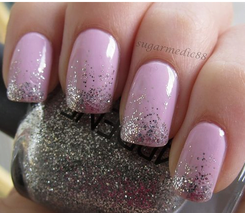 How to cover chipped nails
