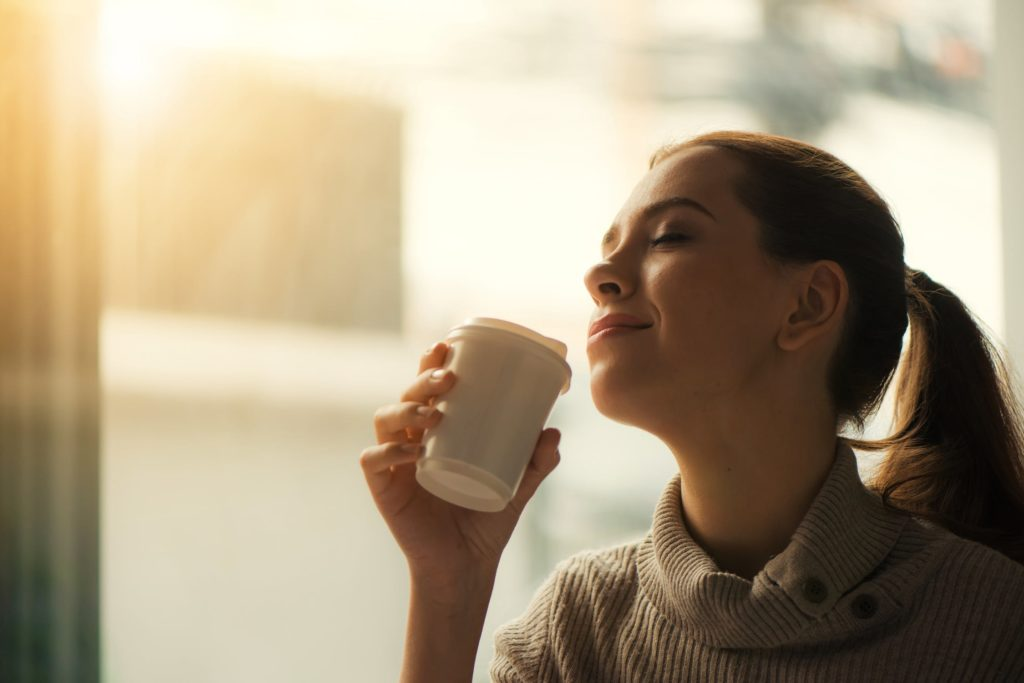 Replace Morning Coffee With Warm Water