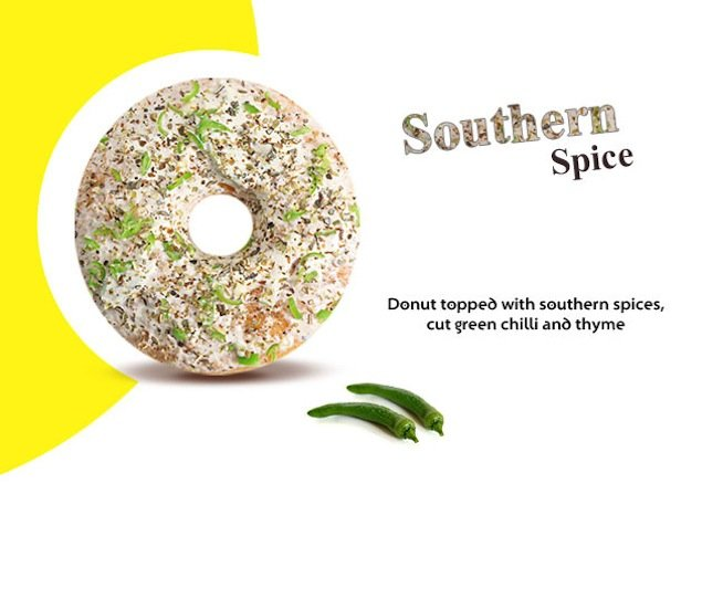 Southern Spice Donuts