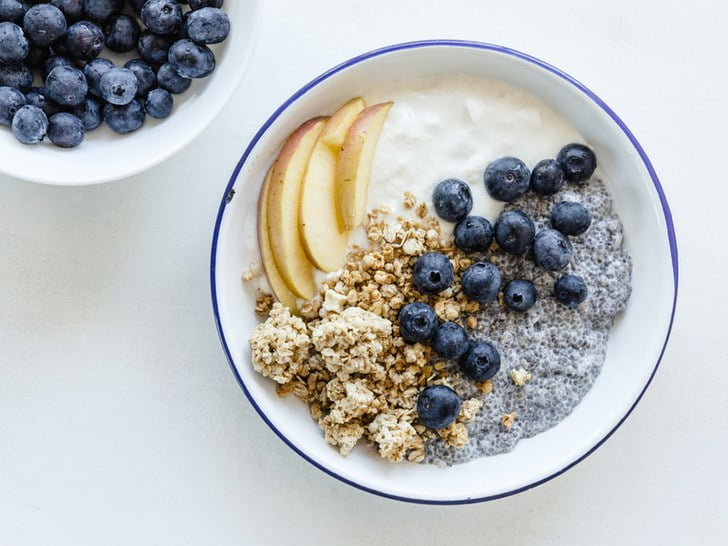 Have a healthy and a big breakfast