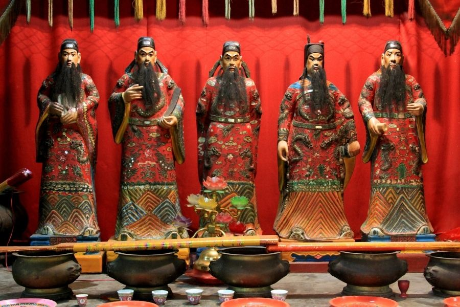 Chinese Traditional Religion