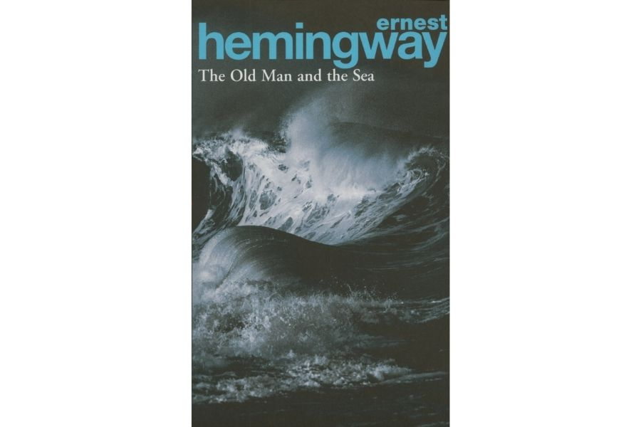 The old man and the sea by Ernest Hemingway Pulitzer Prize