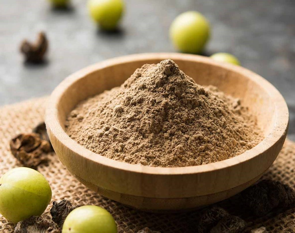 Amla Powder - Gooseberry Powder