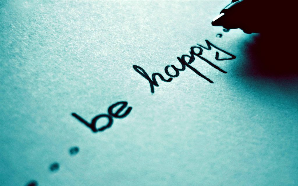 13. Less Worry, More Happy!