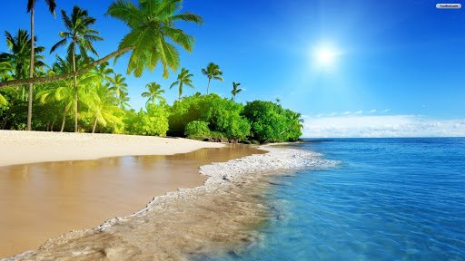 Clean and serene beaches in India