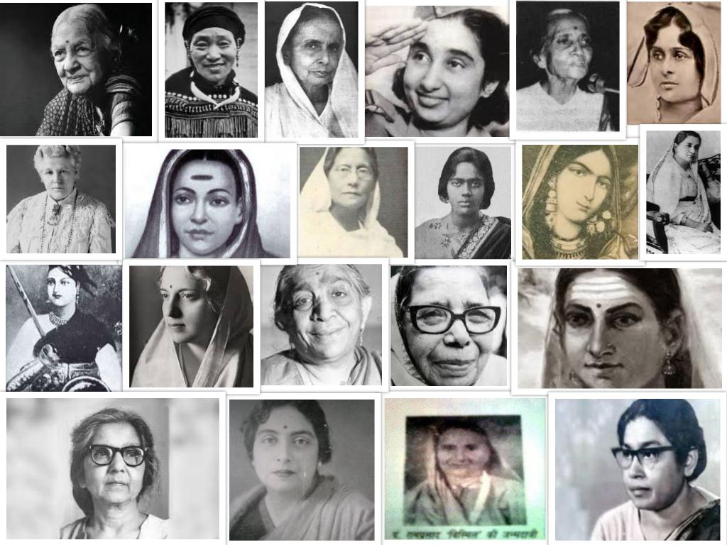 Most Influential Women in Indian History