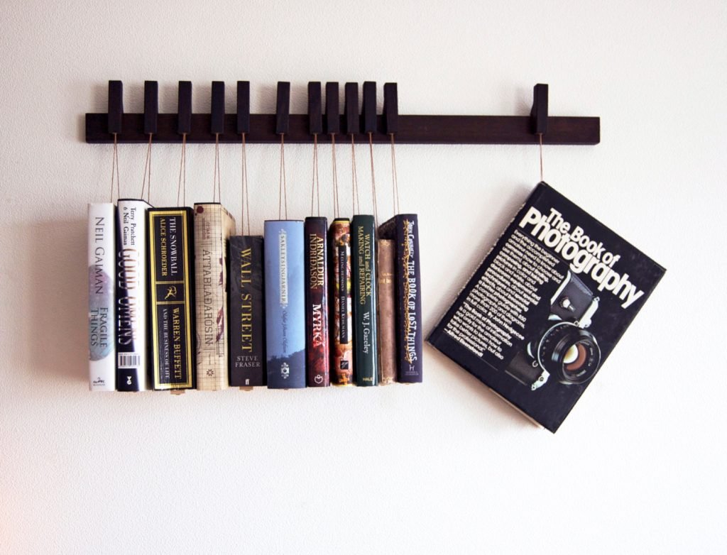 Hang Your Books