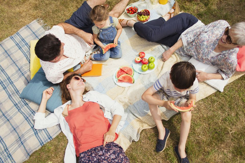 Have a summer picnic