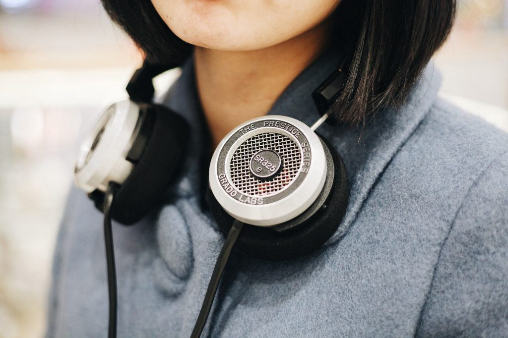 Listen To Optimistic Podcasts Or Audiobooks