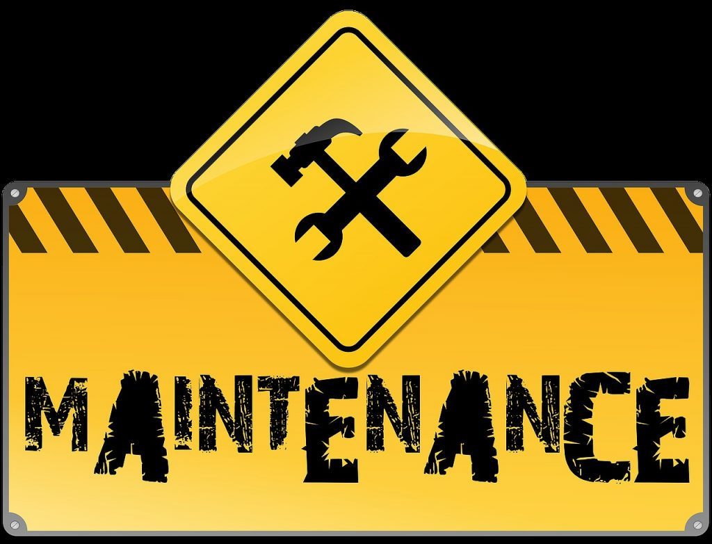 Maintenance/Maintainance