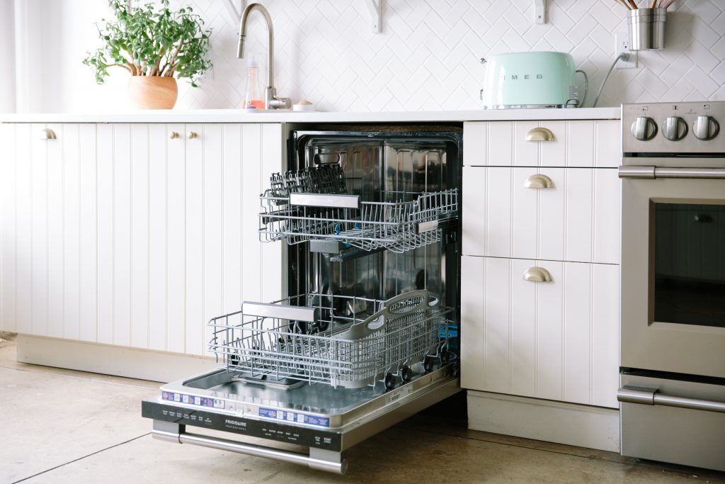 Reduce The Usage Of Oven And Dishwasher