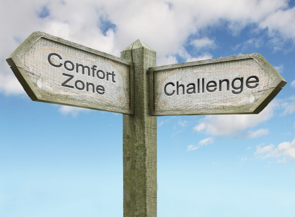 Set Goals And Challenge Yourself To Complete It