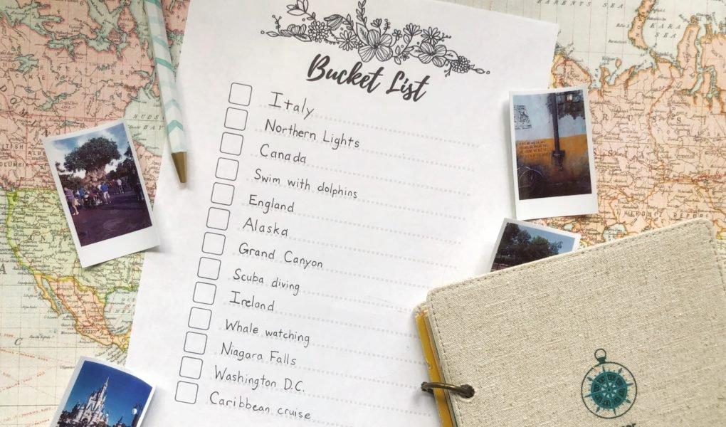 Try Ignoring 'Bucket Lists'