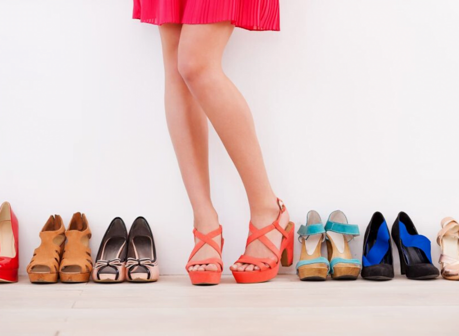 Different And Stylish Heels You Must Know