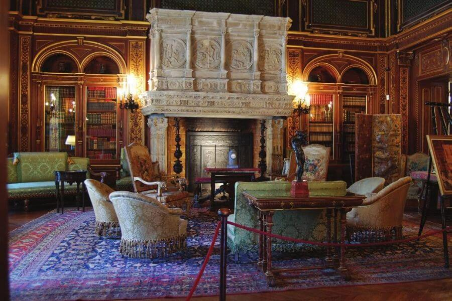 Belcourt Castle Chairs