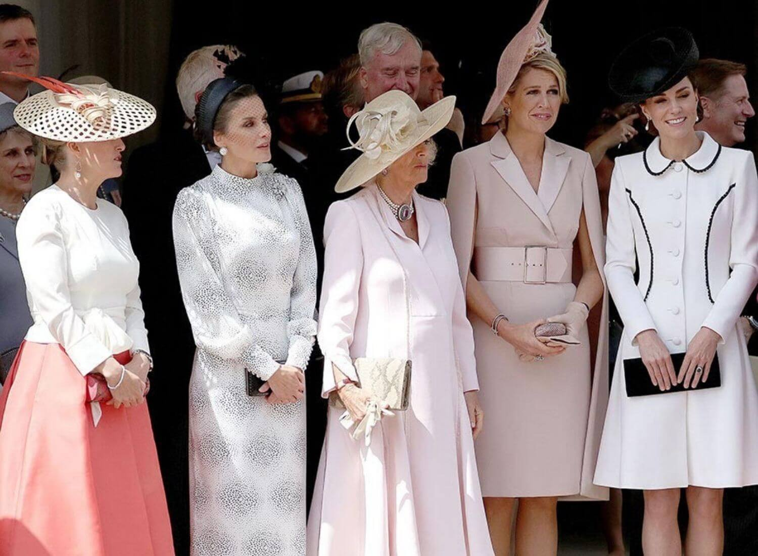 Top 15 Stylish Royal Women In The World