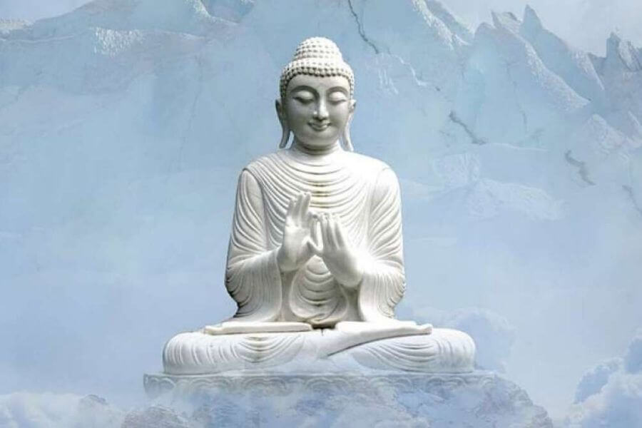 Buddhism Is Not Particular