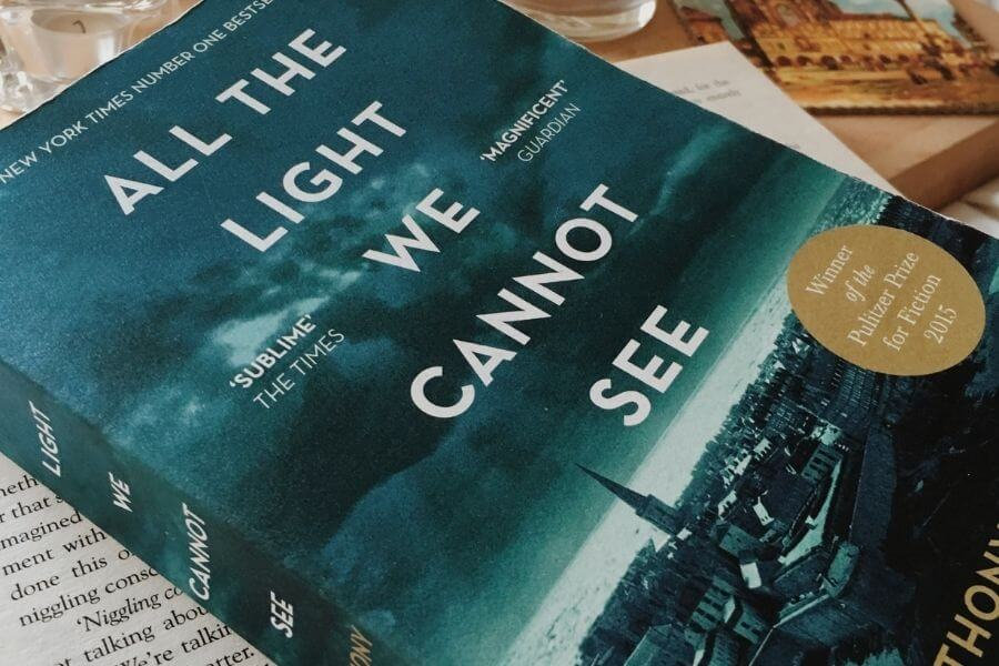 All the Light We Cannot See, Anthony Doerr