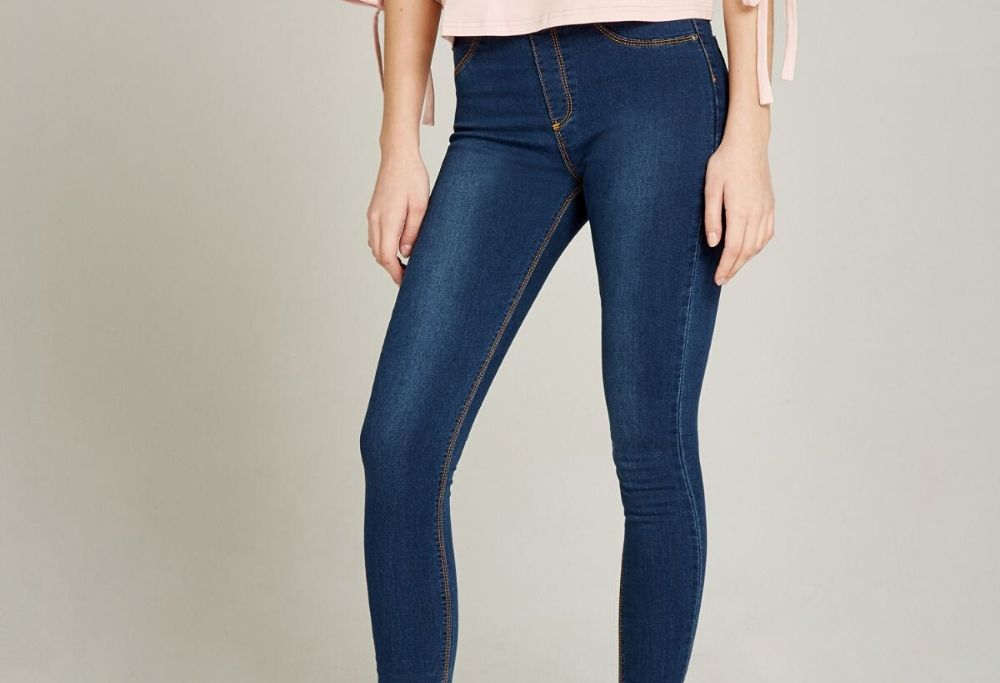 Denim Jegging