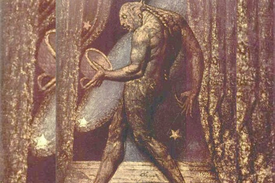 William Blake Claimed to See Ghosts