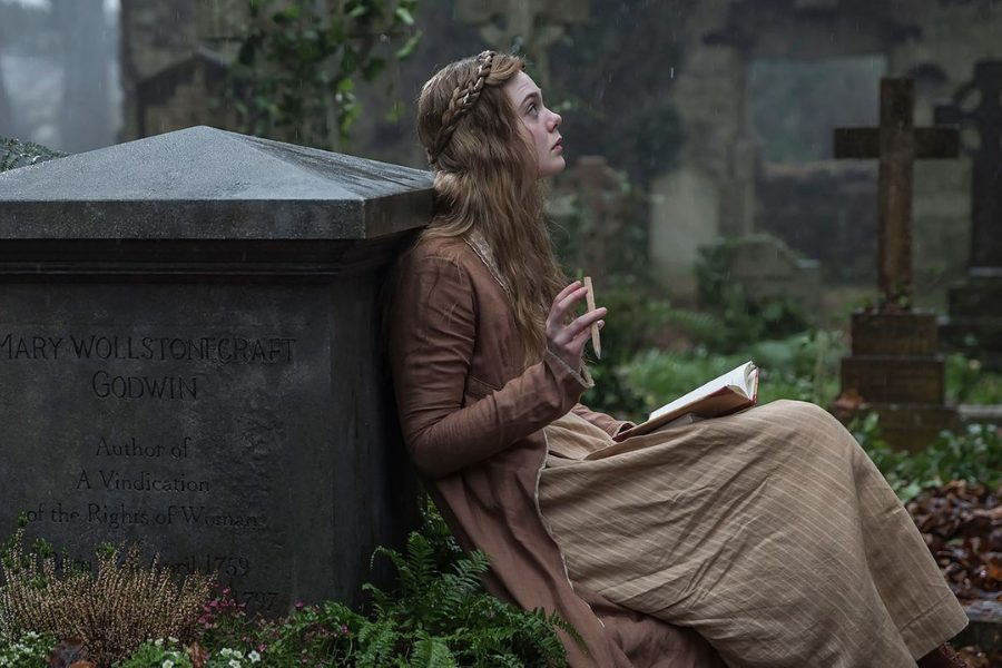 Mary Shelley's Gothic Declaration of Love