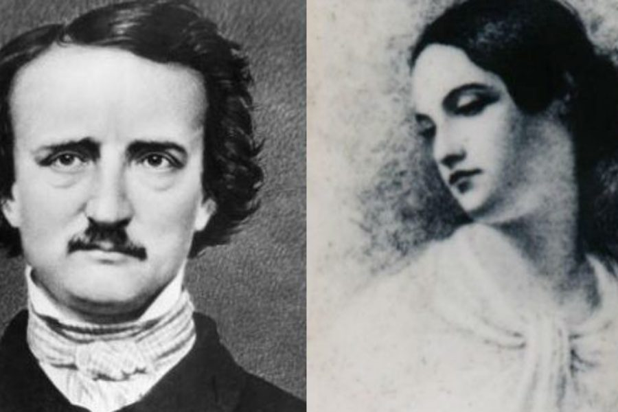 Edgar A. Poe Married His Underage Cousin