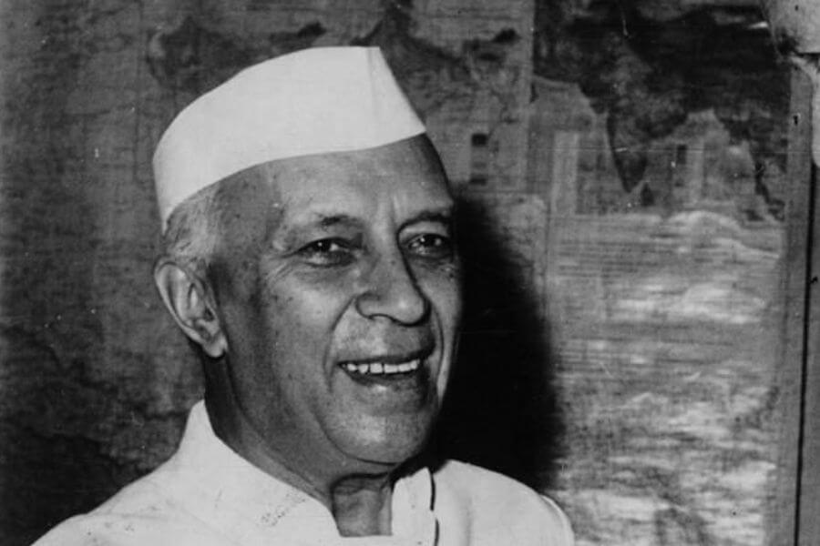 Top 15 political leaders of India - Jawaharlal Nehru