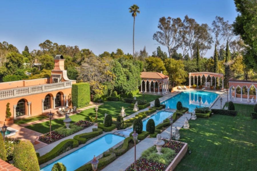 Beverly House, Beverly Hills, California