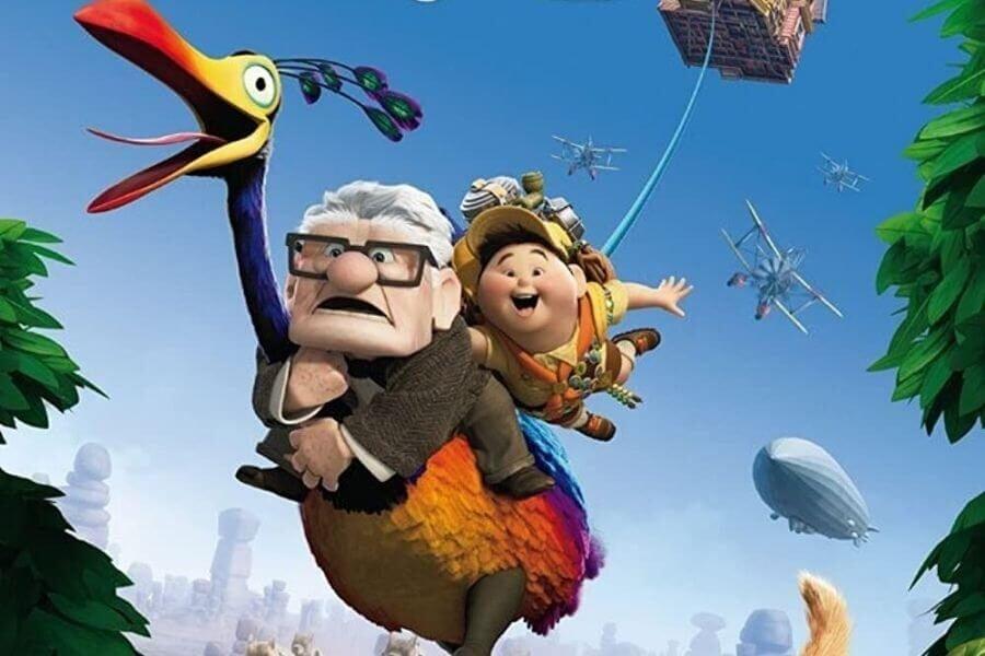 Animated film- Up