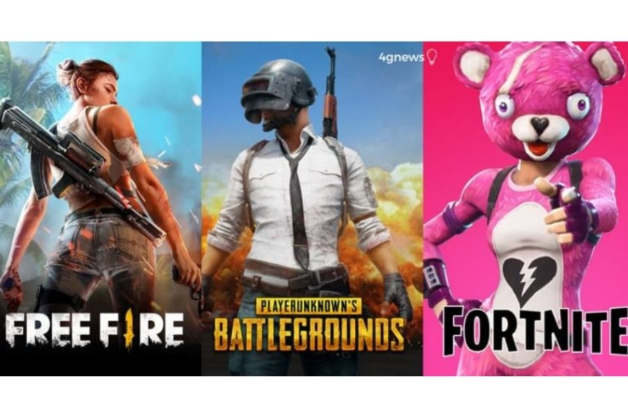 Fortnight, Garena Free Fire, chinese