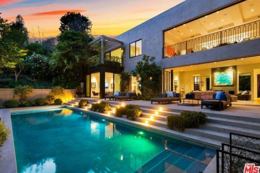Holmby Hills Mansion, kylie jenner