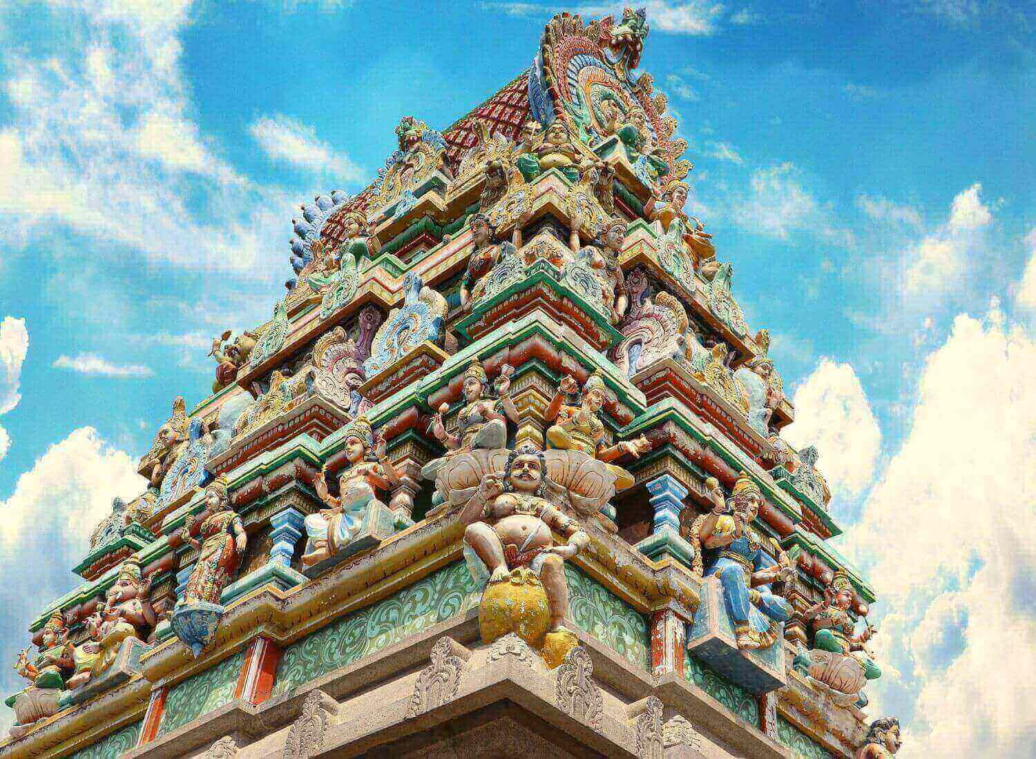 Top 15 Largest Hindu Temples Of The World