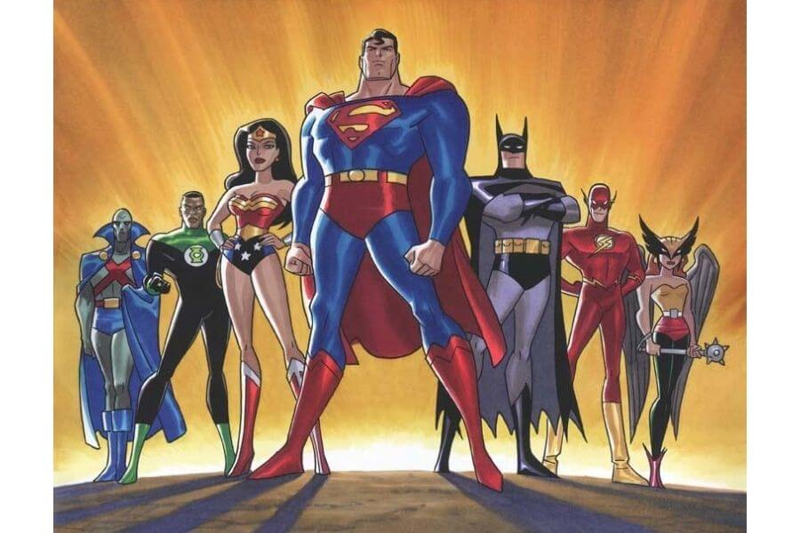 Justice League (2001)/Justice League Unlimited (2004)