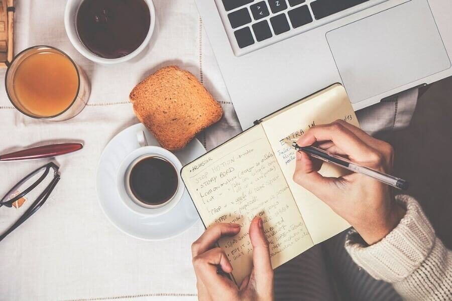 Maintaining a journal