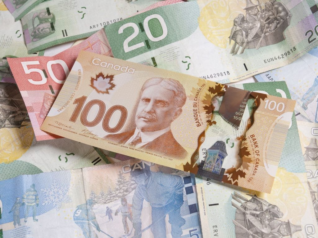 10.The Canadian Dollar