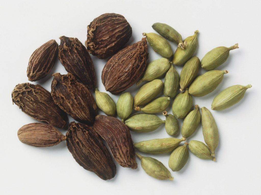 Two Cardamom Types