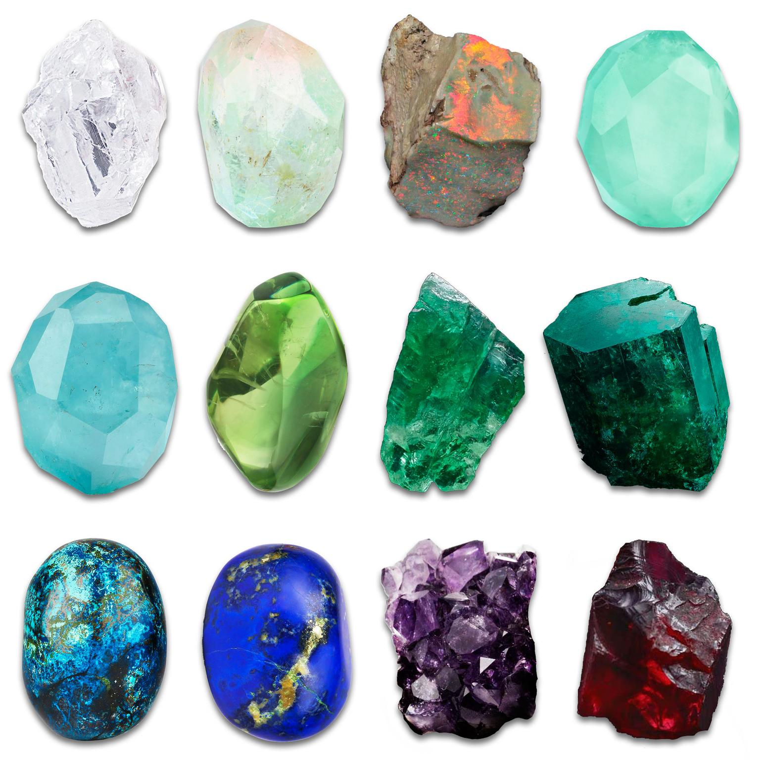 Gemstones That Are Widely Used