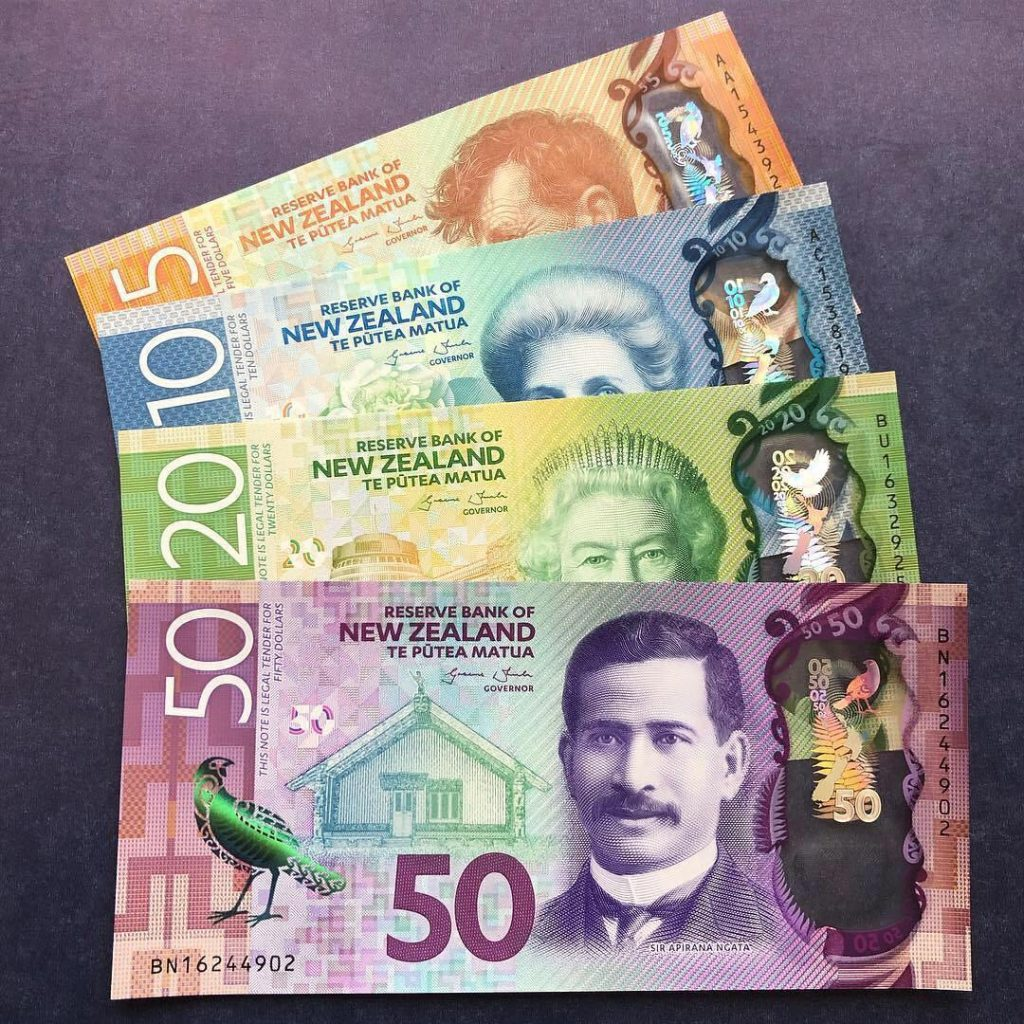 13.The New Zealand Dollar