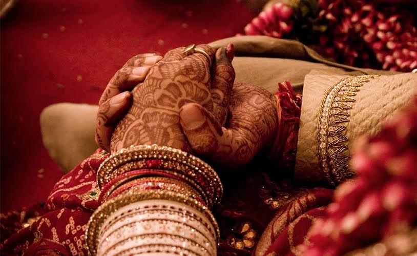 India is a land of arranged marriages