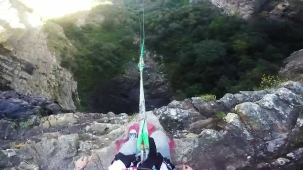 12. Wild Gorge Swing, South Africa: